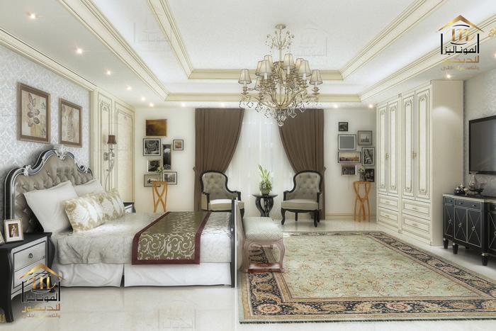 جموعة الموناليزا_الديكور والتصميم الداخلي_غرف نوم رئيسيه (1)