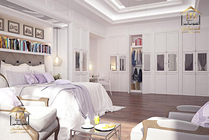 جموعة الموناليزا_الديكور والتصميم الداخلي_غرف نوم رئيسيه (14)
