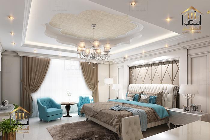 جموعة الموناليزا_الديكور والتصميم الداخلي_غرف نوم رئيسيه (15)