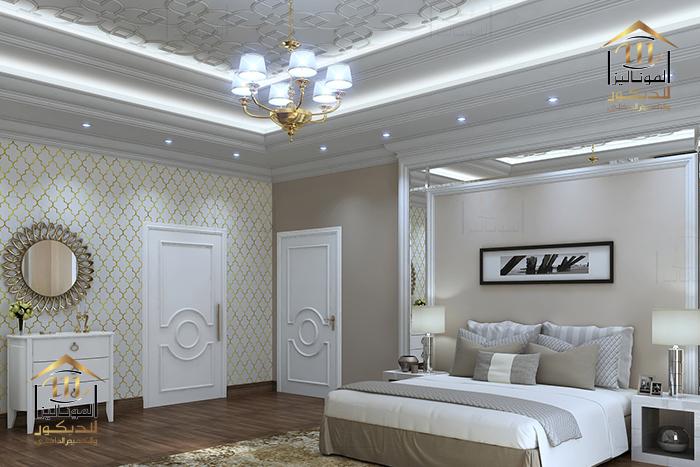 جموعة الموناليزا_الديكور والتصميم الداخلي_غرف نوم رئيسيه (4)