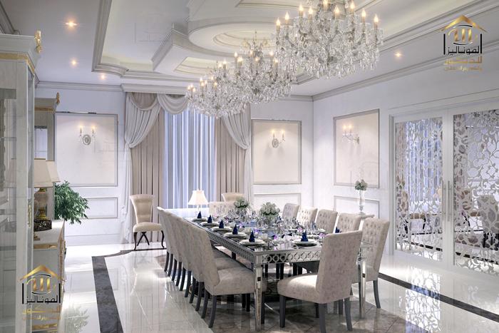 مجموعة الموناليزا_الديكور والتصميم الداخلي_غرف الطعام (4)