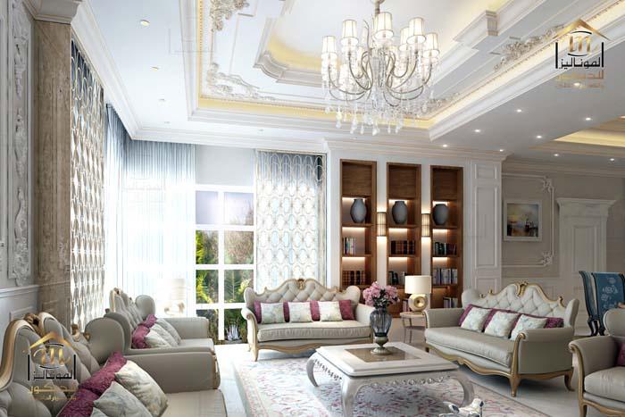مجموعة الموناليزا_الديكور والتصميم الداخلي_غرف معيشه (13)