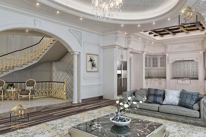 مجموعة الموناليزا_الديكور والتصميم الداخلي_غرف معيشه (2)