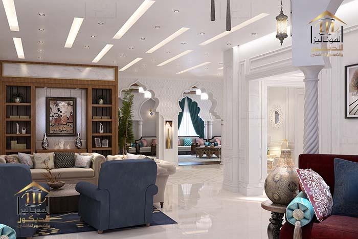 مجموعة الموناليزا_الديكور والتصميم الداخلي_غرف معيشه (4)