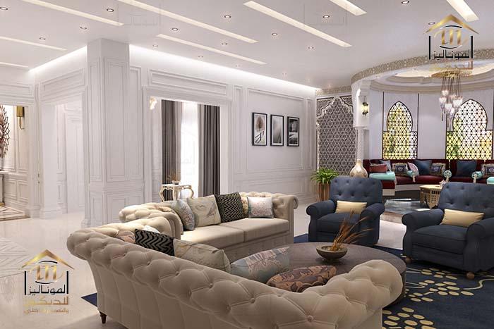 مجموعة الموناليزا_الديكور والتصميم الداخلي_غرف معيشه (5)