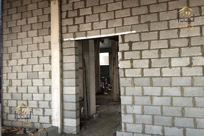 مجموعة الموناليزا_المقاولات العامه والبناء_أعمال إنشائيه (7)