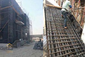مجموعة الموناليزا_المقاولات العامه والبناء_أعمال إنشائيه (6)