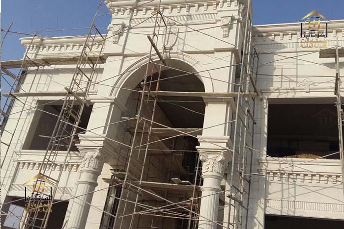 مجموعة الموناليزا_المقاولات العامه والبناء_أعمال إنشائيه (3)
