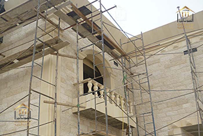 مجموعة الموناليزا_المقاولات العامه والبناء_أعمال إنشائيه (11)