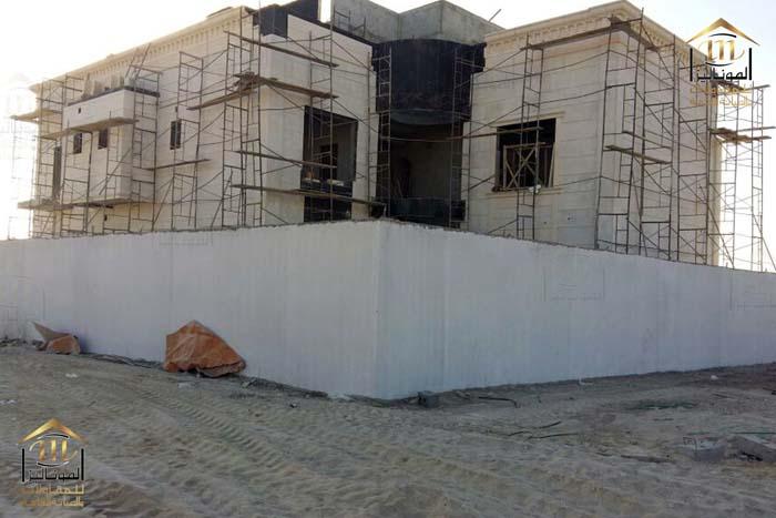 مجموعة الموناليزا_المقاولات العامه والبناء_أعمال إنشائيه (8)