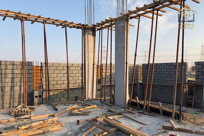 مجموعة الموناليزا_المقاولات العامه والبناء_أعمال إنشائيه (1)