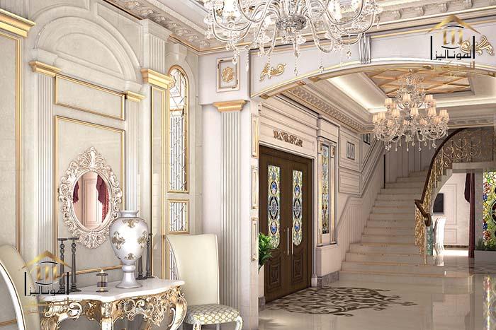 almonaliza group_decoration&interior design_entrance (8)