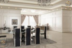 مجموعة الموناليزا_الديكور والتصميم الداخلي_غرف الطعام (12)