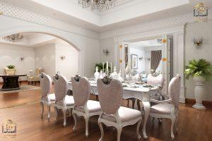 مجموعة الموناليزا_الديكور والتصميم الداخلي_غرف الطعام (9)