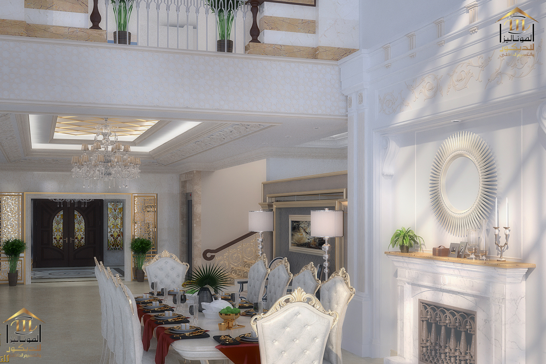 مجموعة الموناليزا_الديكور والتصميم الداخلي_غرف الطعام (8)