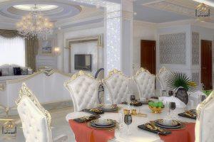 مجموعة الموناليزا_الديكور والتصميم الداخلي_غرف الطعام (17)