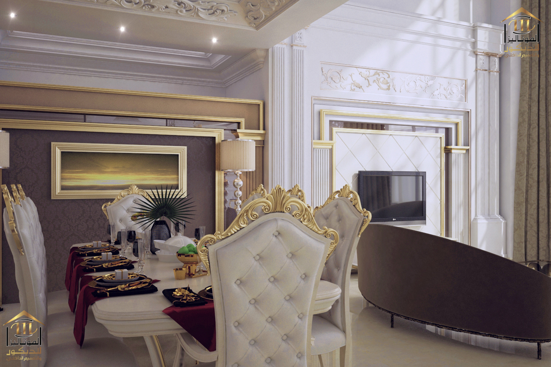مجموعة الموناليزا_الديكور والتصميم الداخلي_غرف الطعام (19)