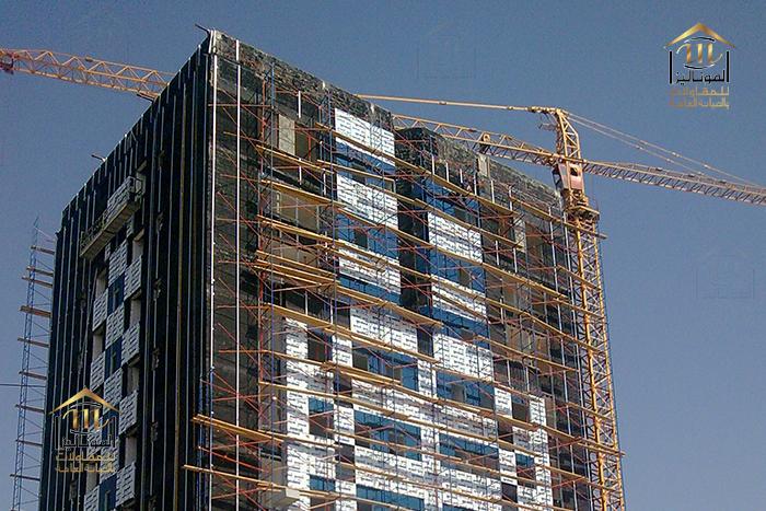 مجموعة الموناليزا_المقاولات العامه والبناء_أعمال إنشائيه (23)