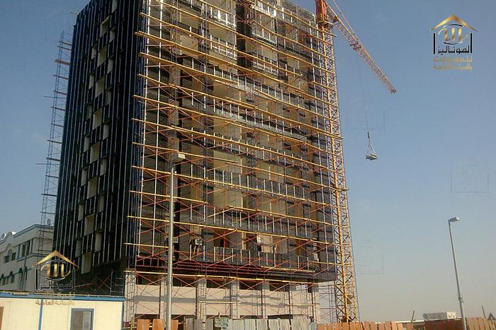 مجموعة الموناليزا_المقاولات العامه والبناء_أعمال إنشائيه (24)