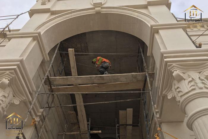 مجموعة الموناليزا_المقاولات العامه والبناء_أعمال إنشائيه (35)