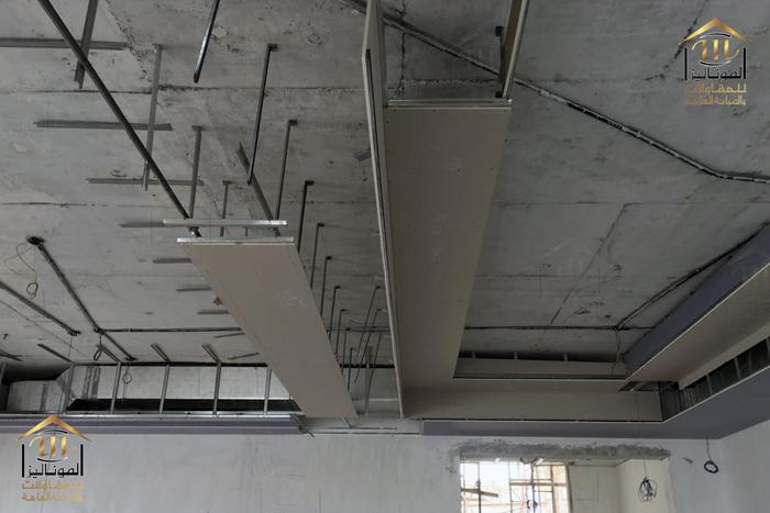 مجموعة الموناليزا_المقاولات العامه والبناء_أعمال إنشائيه (41)