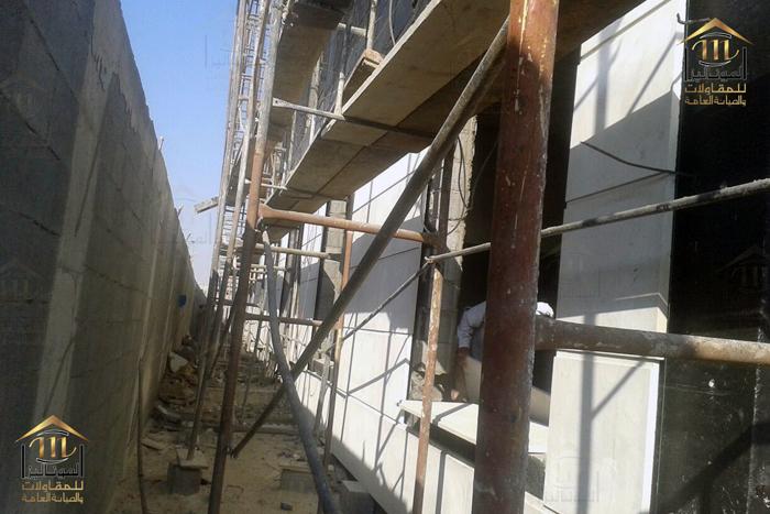 مجموعة الموناليزا_المقاولات العامه والبناء_أعمال إنشائيه (42)
