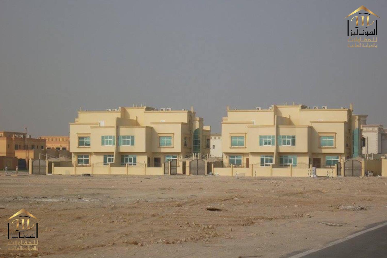 مجموعة الموناليزا_المقاولات العامه والبناء_ واجهات فلل (59)