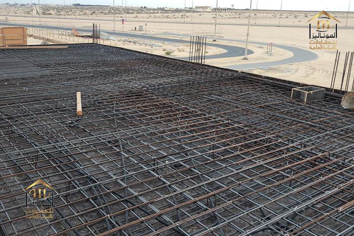 مجموعة الموناليزا_المقاولات العامه والبناء_أعمال إنشائيه (48)