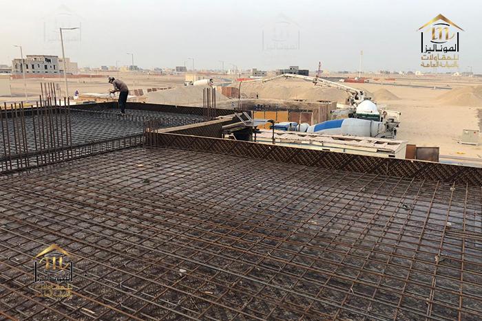 مجموعة الموناليزا_المقاولات العامه والبناء_أعمال إنشائيه (49)
