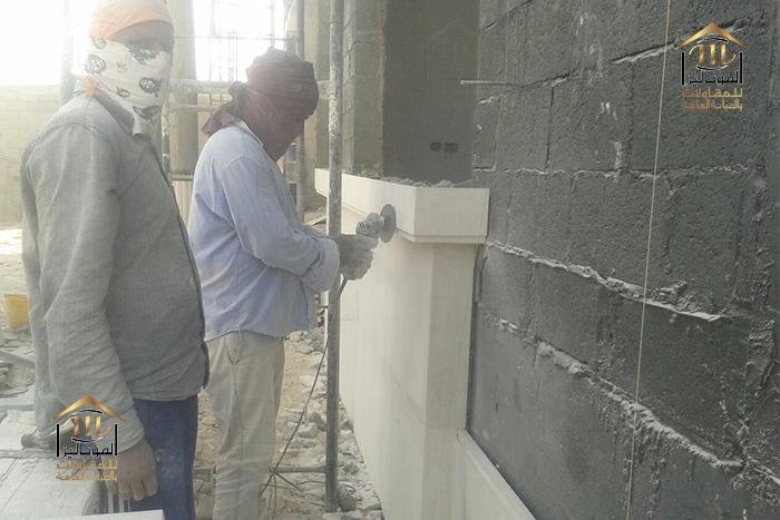 مجموعة الموناليزا_المقاولات العامه والبناء_أعمال إنشائيه (56)