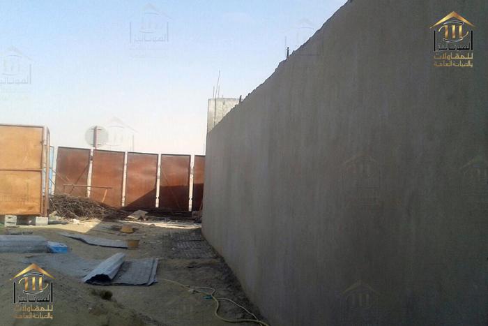 مجموعة الموناليزا_المقاولات العامه والبناء_أعمال إنشائيه (13)