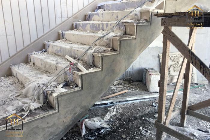 مجموعة الموناليزا_المقاولات العامه والبناء_أعمال إنشائيه (18)