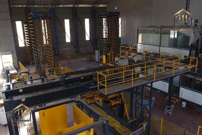 مصنع الاسمنت
