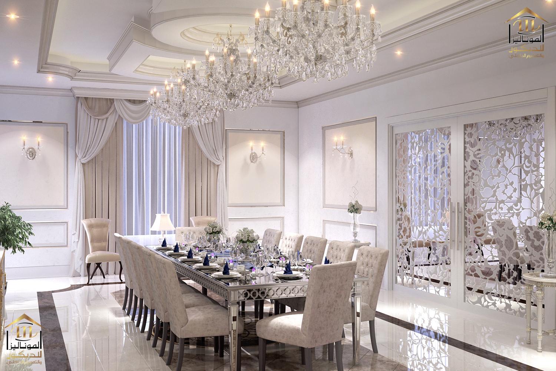 مجموعة الموناليزا_الديكور والتصميم الداخلي_غرف الطعام (7)